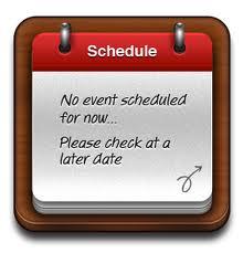 schedule 2013-Oct25