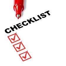 checklist 2015-Apr08