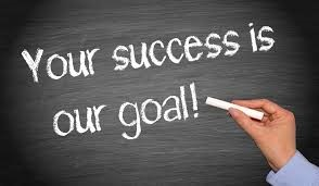 Your success is our goal!
