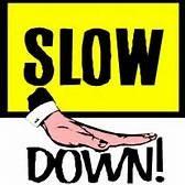 slowdown 2016-Jun17