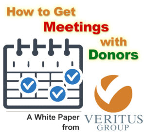 How to Get Meetings with Donors.