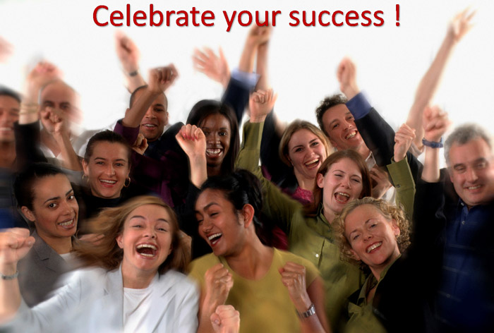 The Need to Celebrate Success in Major Gifts