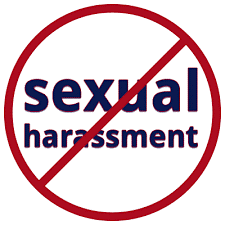 Sexual harassment is