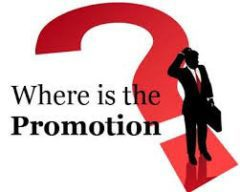 graphic of business man with words where is the promote MGO
