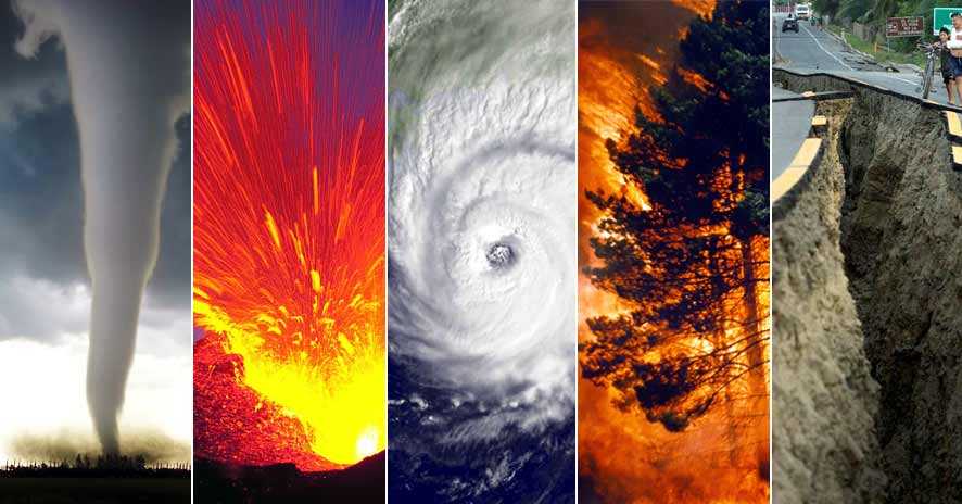 Recent Major Natural Disasters In The Us