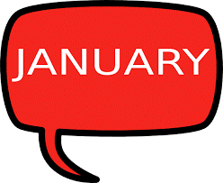 What to do in January?