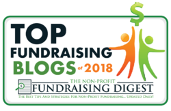 Passionate Giving is among the Top Fundraising Blogs of 2018.