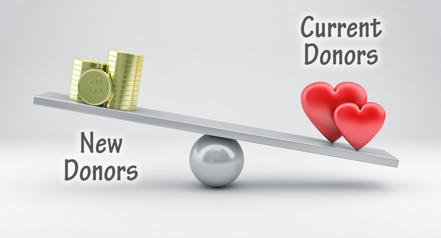 You Don't Need New Donors