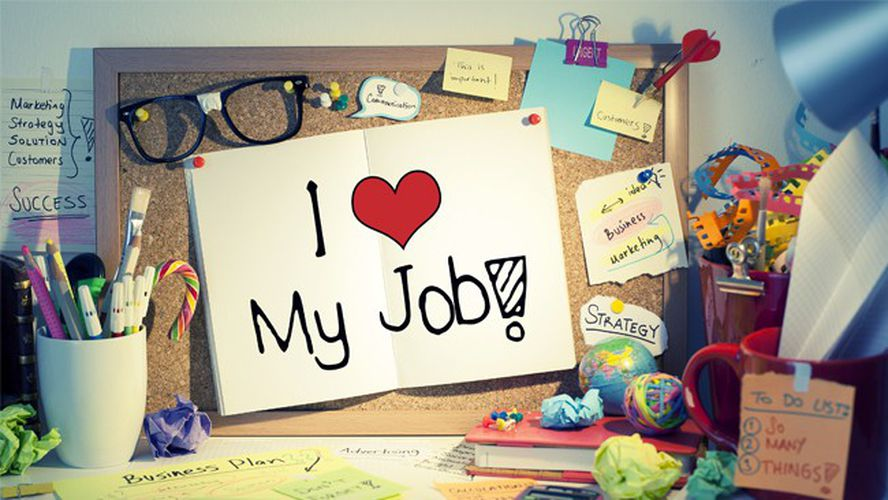 Resolve to Love Your Work!