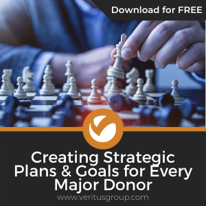 Creating Strategic Plans and Goals for Every Major Donor