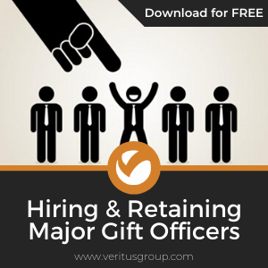 Hiring and Retaining Great Major Gift Officers