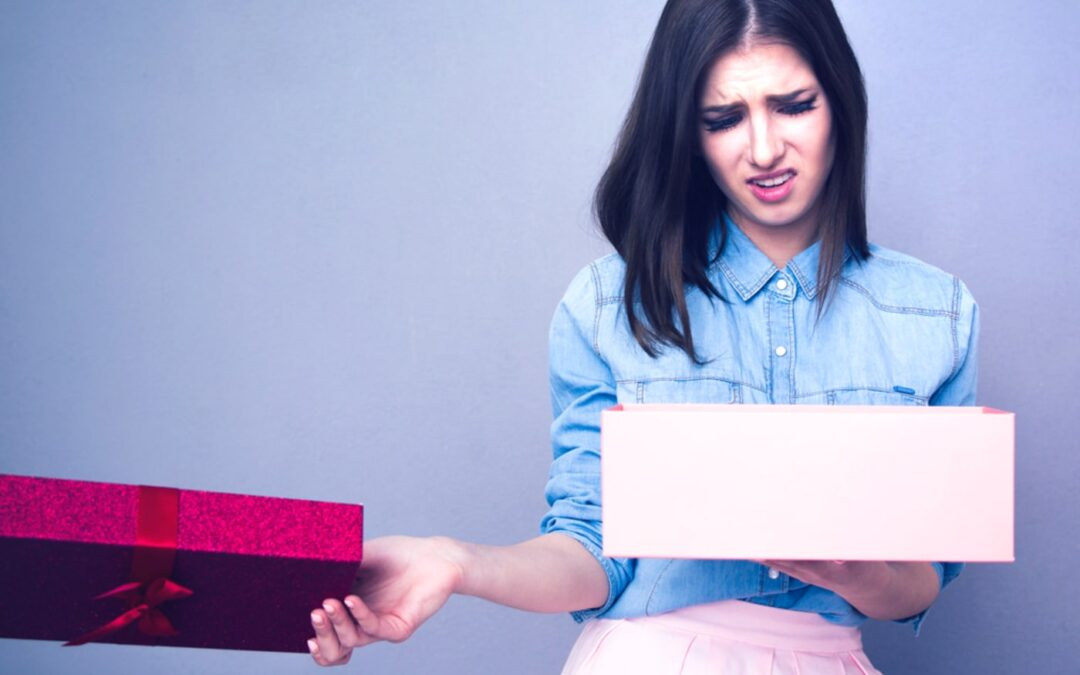 Giving the Wrong Gift to a Donor