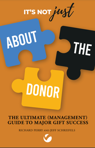 It's Not Just About the Donor