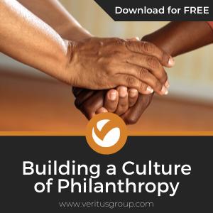Building a Culture of Philanthropy