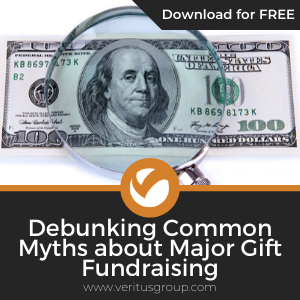 Debunking Common Myths about Major Gift Fundraising