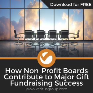 How Non-Profit Boards Contribute to Major Gift Fundraising Success