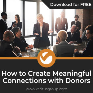 How to Create Meaningful Connections with Donors