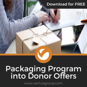 Packaging Program into Donor Offers