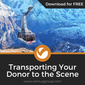 Transporting Your Donor to the Scene