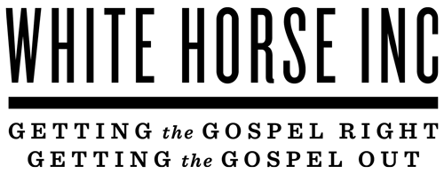 White Horse Inc Logo.