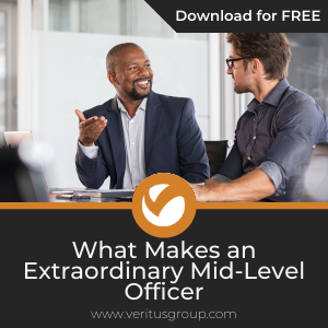 What Makes an Extraordinary Mid-Level Officer